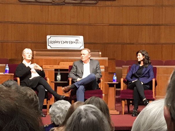 John Grisham In Conversation with Candice Millard
