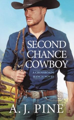 Second Chance Cowboy  AJ Pine