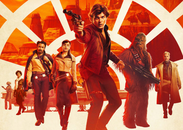Solo: A Star Wars Story (Movie Review)