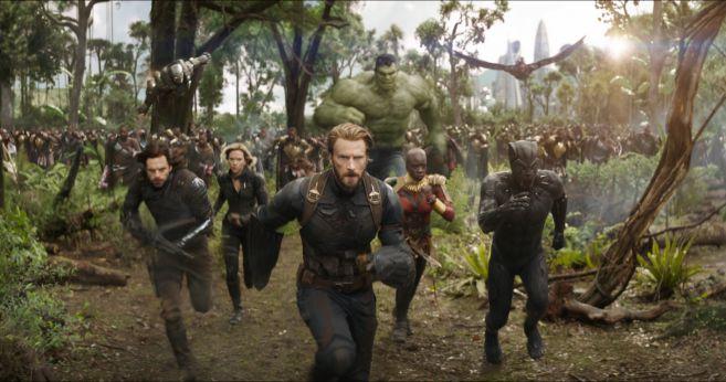 Avengers Infinity War Digital Release