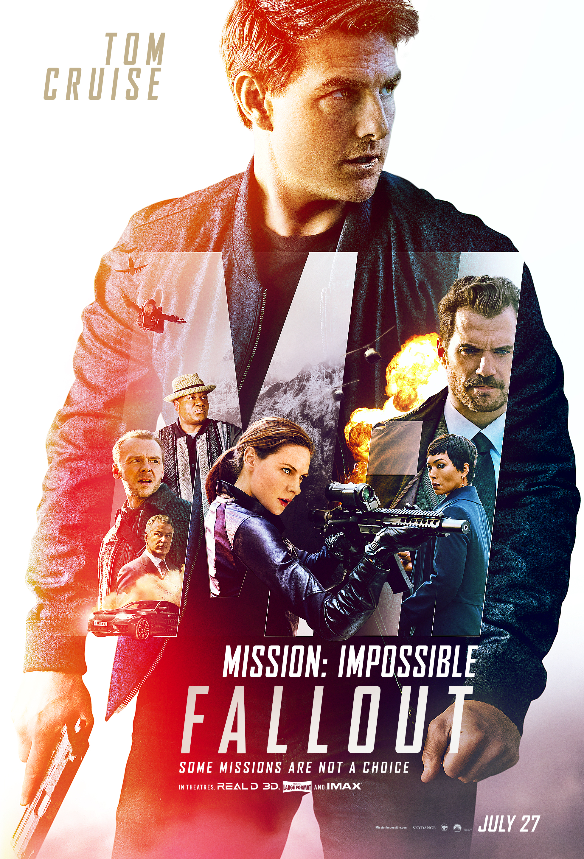 Mission Impossible Fallout (Plus Two Other Movie Reviews)
