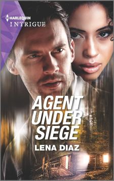 Agent Under Seige by Lena Diaz