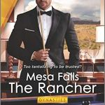 Mesa Falls The Rancher by Joanne Rock