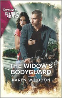 The Widow's Bodyguard by Karen Whiddon