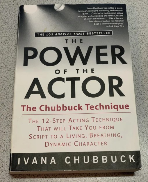 The Power of the Actor by Ivana Chubbuck KINDLE