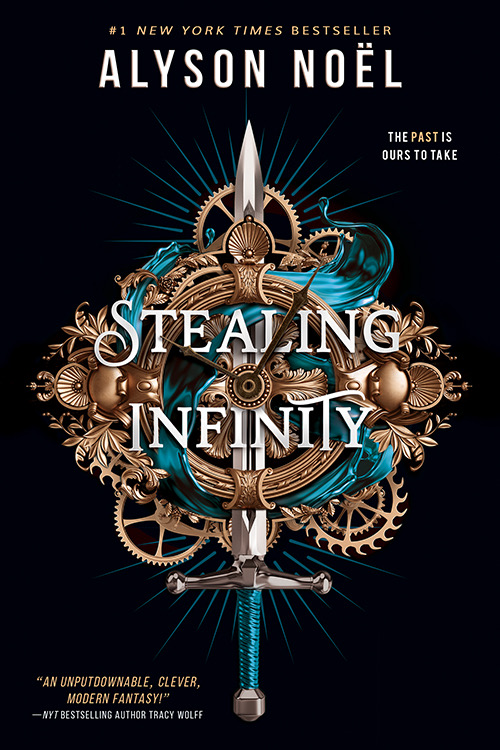 Stealing Infinity