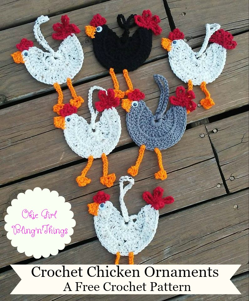 Hen & Chicks Amigurumi - Free Crochet Pattern   Craft Passion   960x795