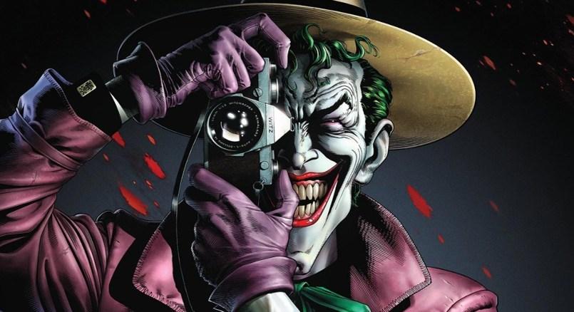 Batman - Zabójczy Żart recenzja