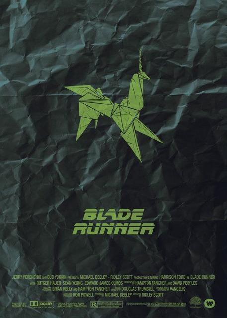 Alternatywne plakaty filmowe sci-fi