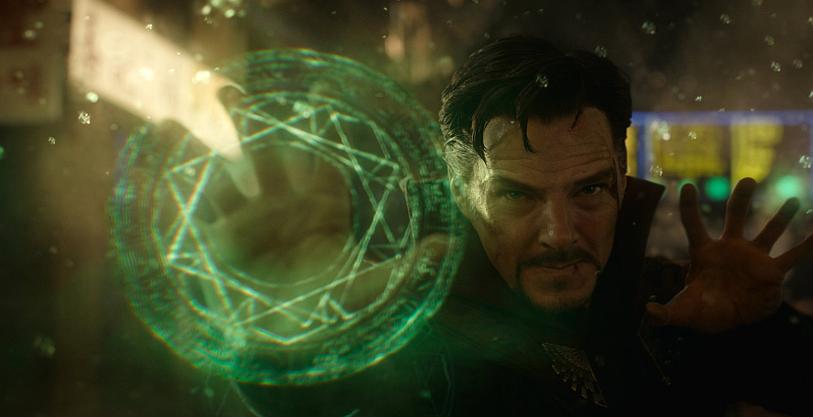 Doctor Strange recenzja