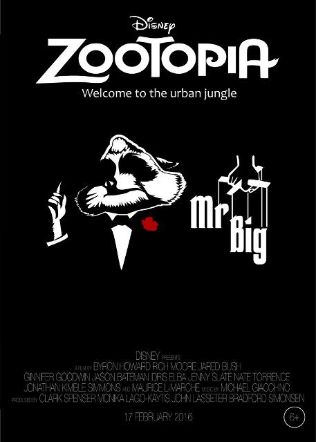 Oscary 2017 alternative poster