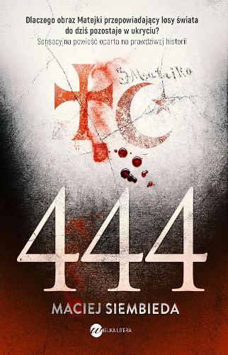 Maciej Siembieda 444 książka