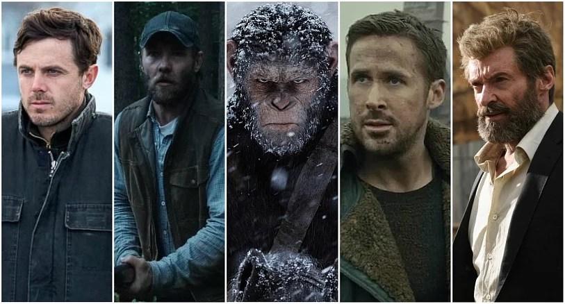 Ranking najlepszych filmów 2017 roku