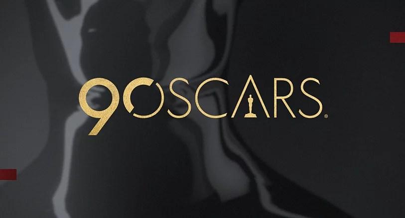 Oscary 2018 - plakat