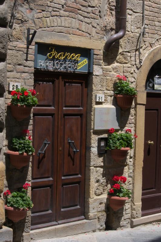 Volterra, Toskania