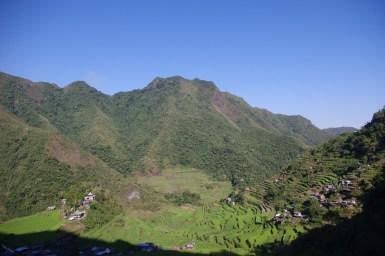 Batad, tarasy ryżowe