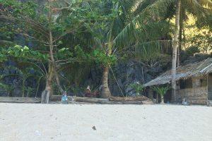 Secret Lagoon at El Nido, Palawan.