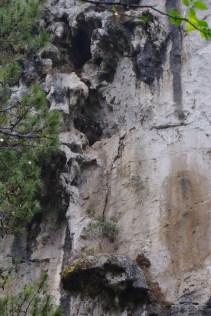 Sagada, trumny ukryte hen wysoko w skale
