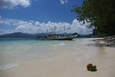 Pinagbuyutan Island, Palawan
