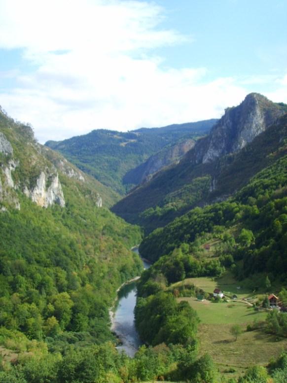 rzeka Tara, Park Narodowy Durmitor