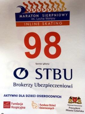 maraton sierpniowy im. Lecha Wałęsy