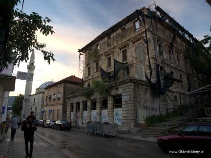 Mostar - ruiny