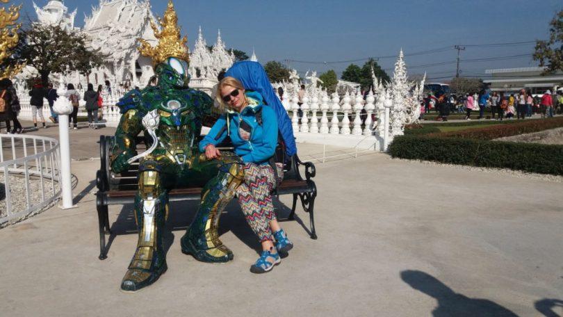 Chiang Rai - Obcy i ja