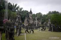 Laos, Park Buddy
