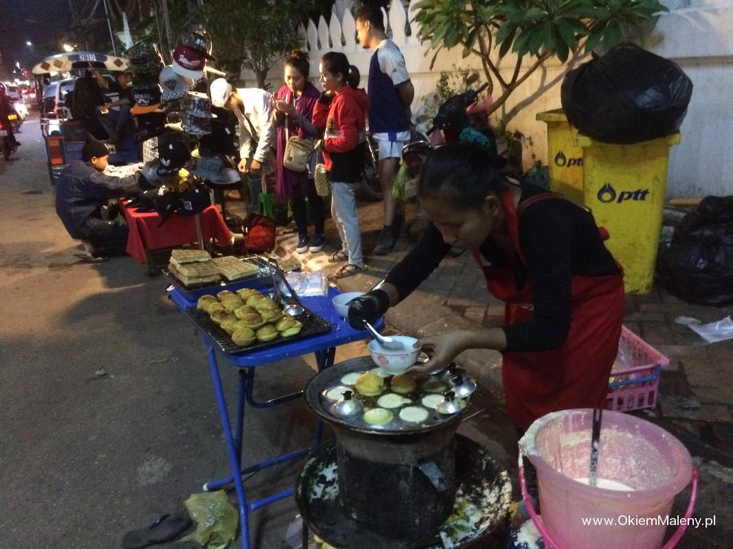 ciasteczka kokosowe, Laos
