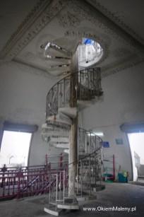 Łuk Triumfalny - schody