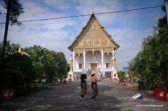 okolice Wat Pha That Luang