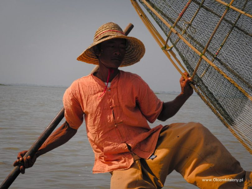 Inle Lake, Mjanmar
