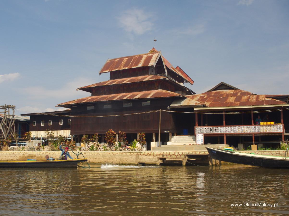 Klaszor Nga Phe Kyaung