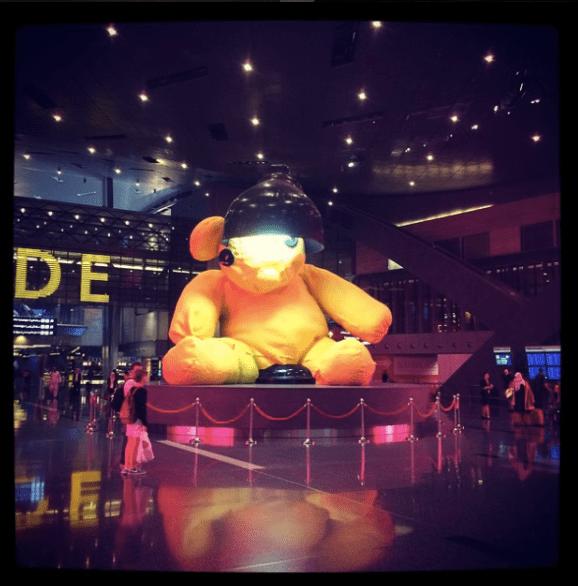 Hamad Airport, Katar