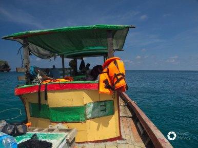 snorkeling, Ngwe Saung, Birma