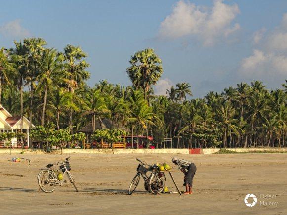 Ngwe Saung, Birma