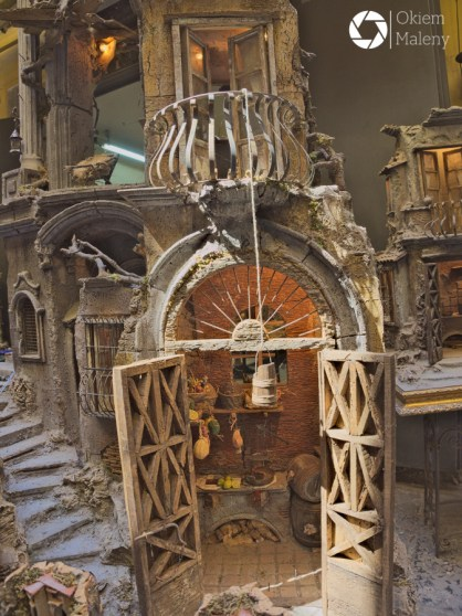 presepi - szopki neapolskie, Via S. Gregorio Armeno