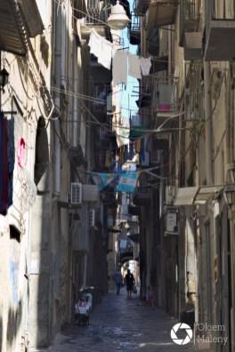 uroki neapolitańskich uliczek