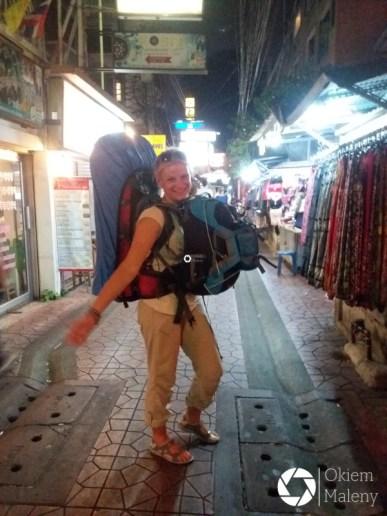Tajlandia, Bangkok czas do domu :(