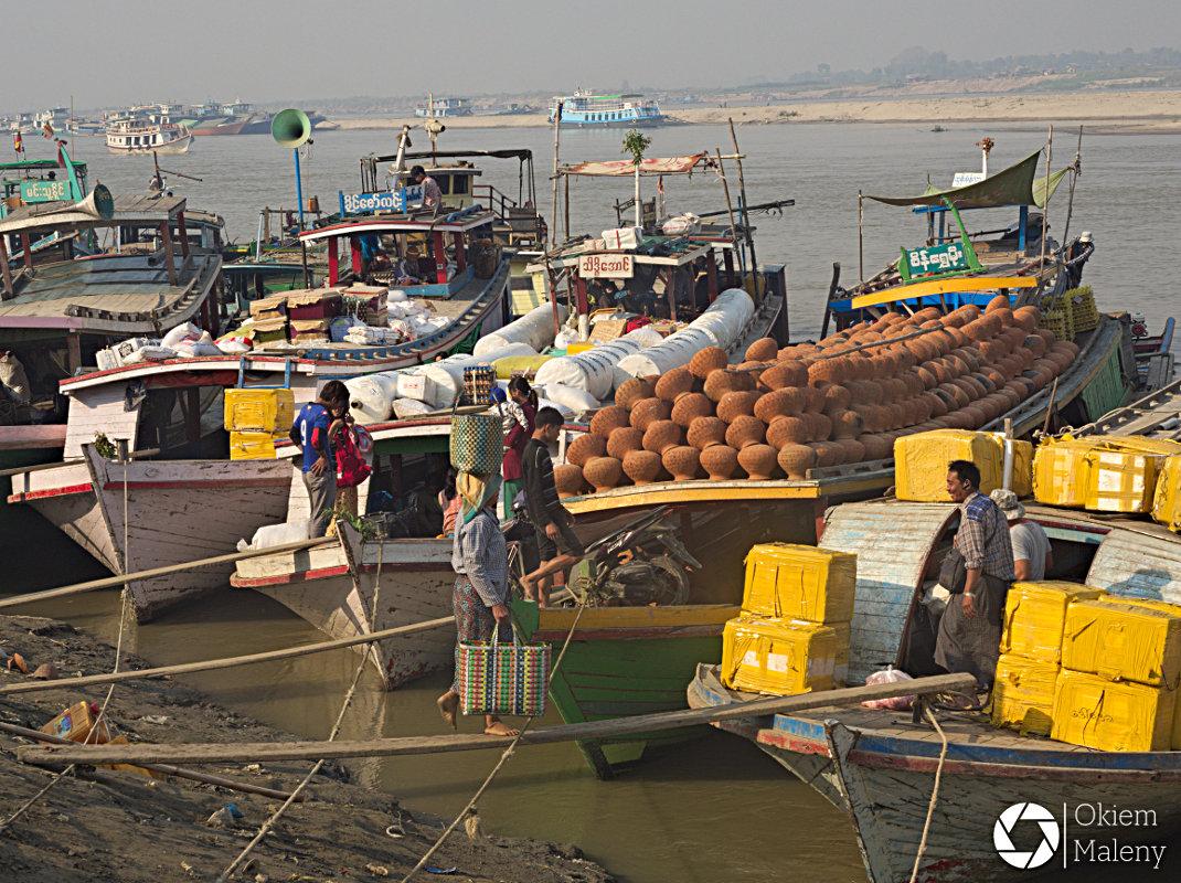 Irawadi Okiem Maleny Birma
