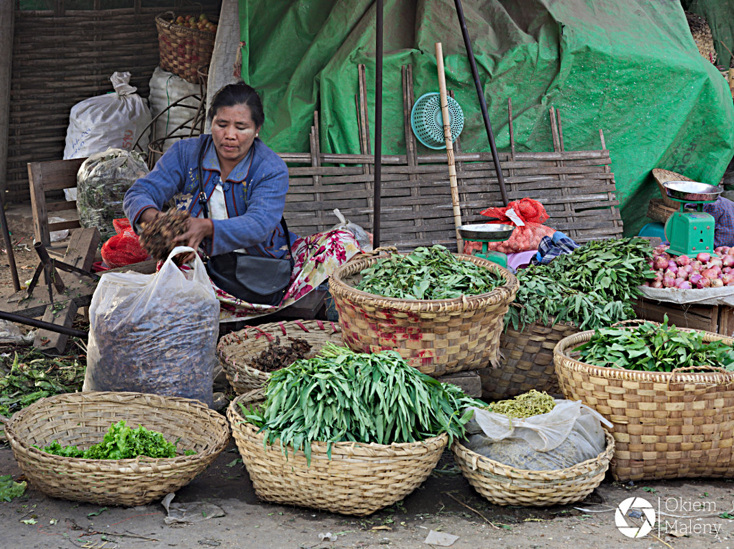 Mandalaj Okiem Maleny Birma