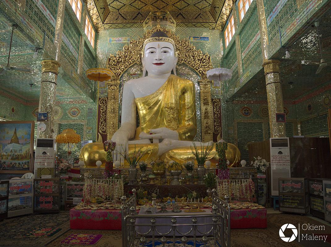 Sagaing Okiem Maleny Birma