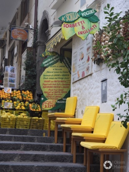 Amalfi limoncello