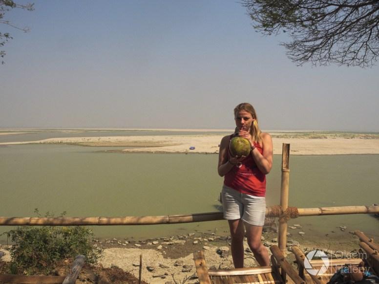 nabrzeże rzeki Irrwada, Bagan