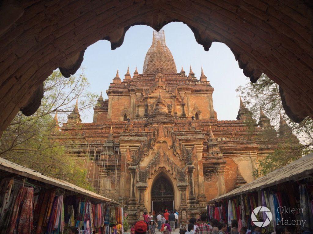 świątynia Htilominlo, Bagan