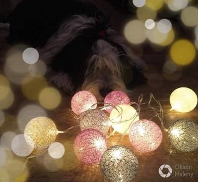 Świąteczny owczarek