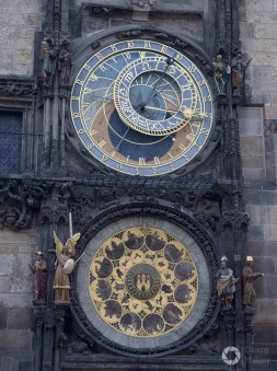 Praga, zegar Orloj