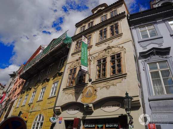 Praga, ul. Nerudova