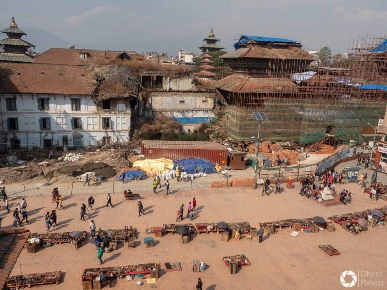 targ w Kathmandu