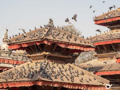 Durbar square w Katmandu